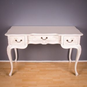 French Desk - White