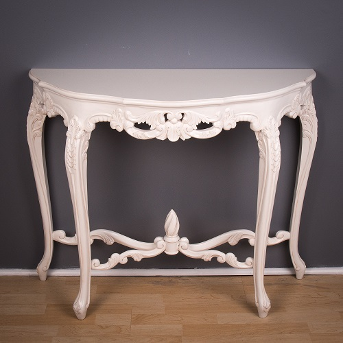 Carved French Table