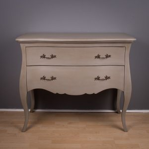 French Chest of Drawers - French Grey