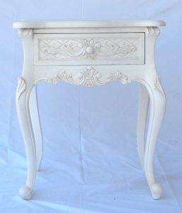 White French Nighstand