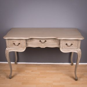 French Desk - Grey