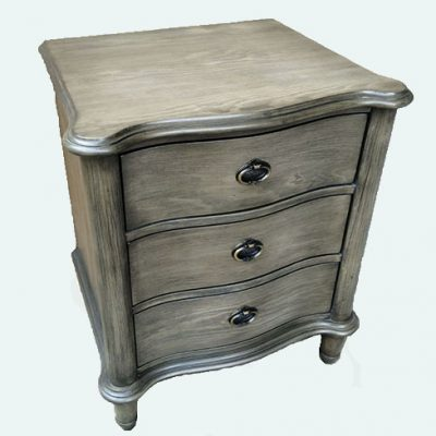 Classic Nightstand - Wood Finish