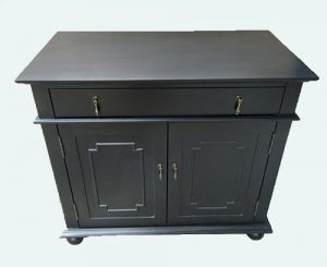 Charcoal Cabinet